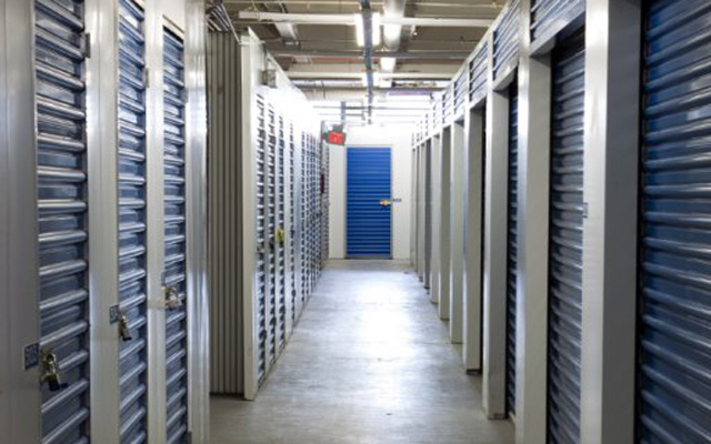 The rapid advancement of self-storage units at Ocean Springs!