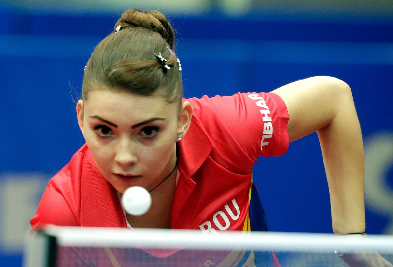 Men and Women Table Tennis European Championship - Images ...