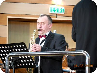 Saxofonistul Boris Petrov