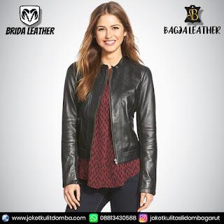 variasi jaket kulit