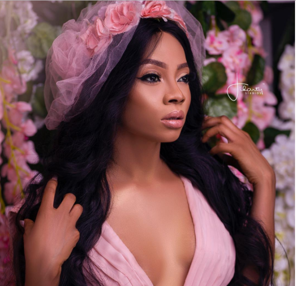Toke Makinwa releases another stunning photo