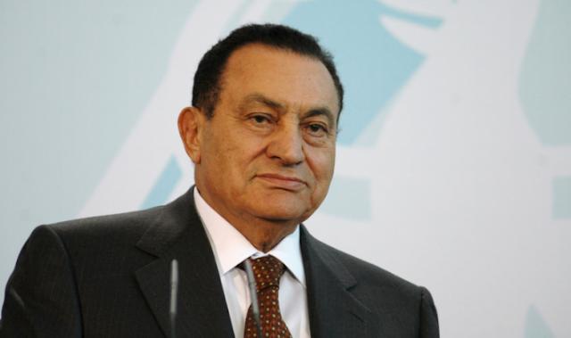 محمد حسني سيد إبراهيم مبارك