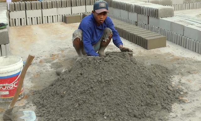 Peluang Usaha Pembuatan Dan Penjualan Batako