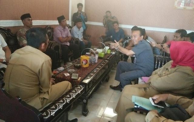 Toko Desa Selebung Tolak Bagikan Raskin