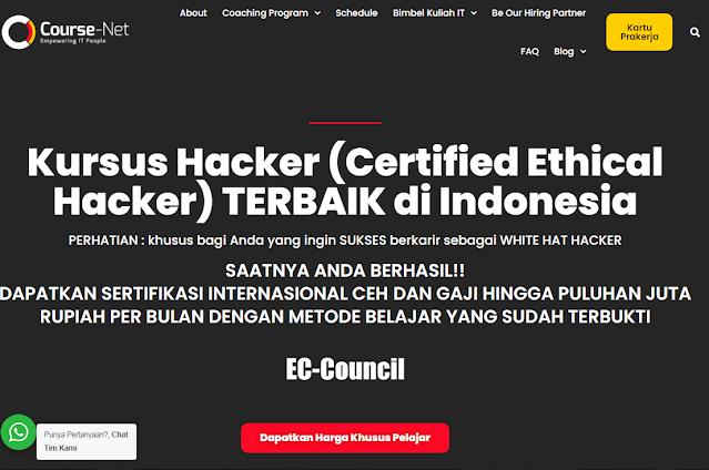 Sekolah Hacker Online