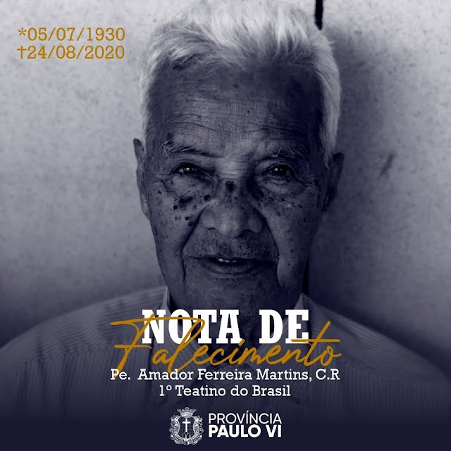MORRE PADRE AMADOR