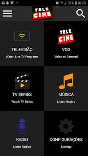 تحميل تطبيق Tele Cine