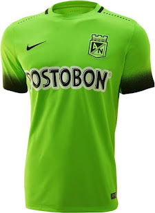 0291d82522e Here are the Atlético Nacional kits for the 2016 Club World Cup.
