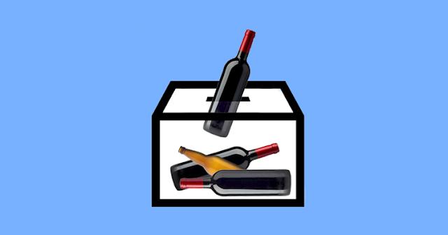 Botellón electoral