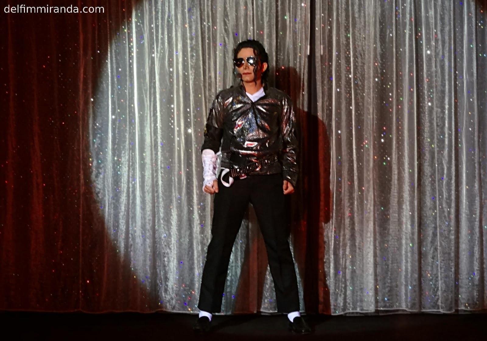 Delfim Miranda - Michael Jackson Tribute - Jam - Hotel Resident Show