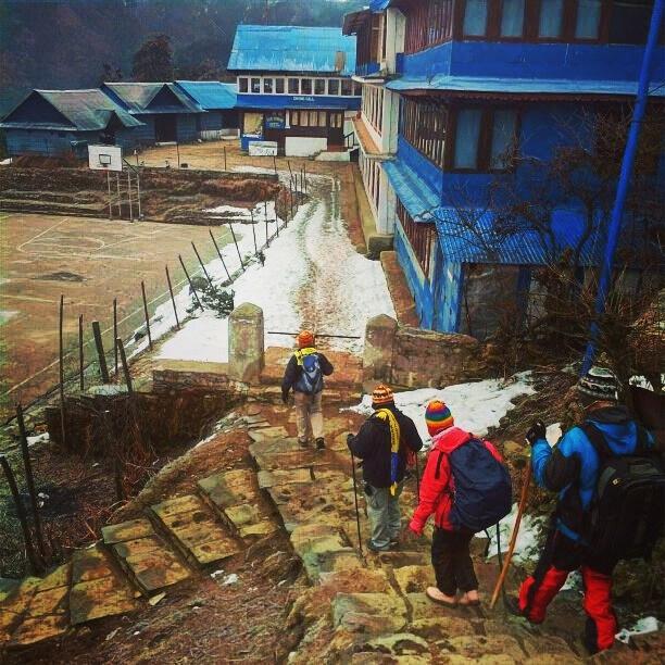Ghorepani_poon hill_nepal_trekking Nepal