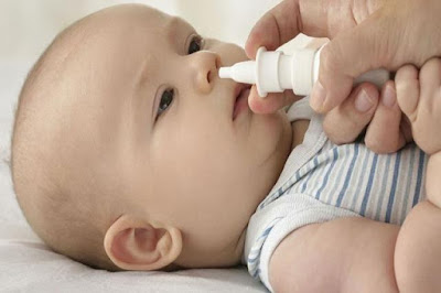 علاج الزكام عند الأطفال حديثي الولادة