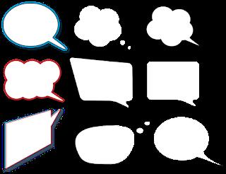 Dialog kaise likhe