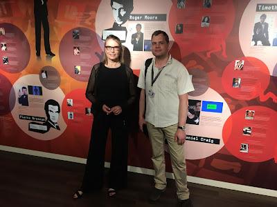 35 Jahre OCTOPUSSY in Berlin, mit Maud Adams
