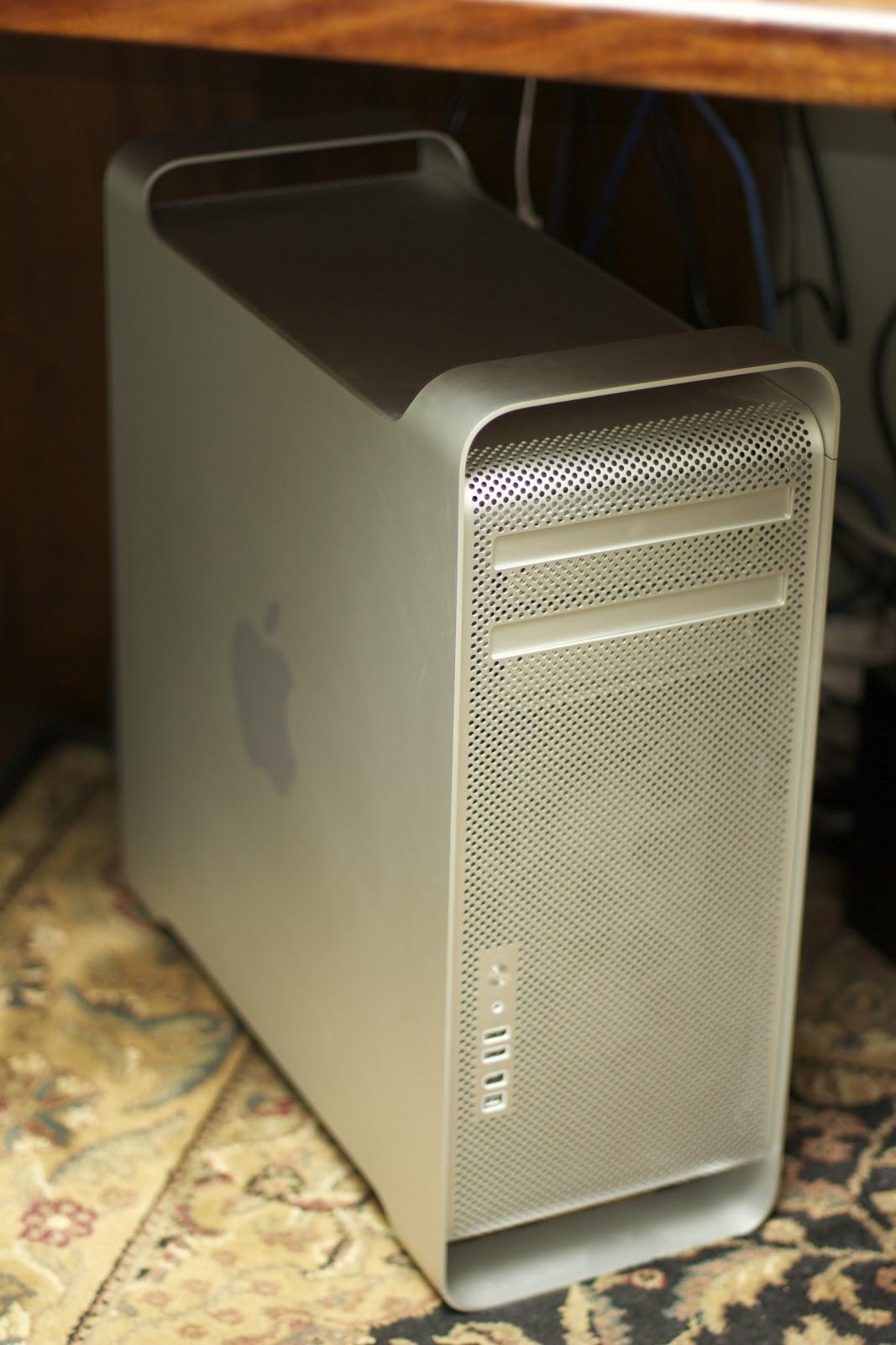 Mac Professional Makeup Artist Kit: Upgrading A Mac Pro To SSD