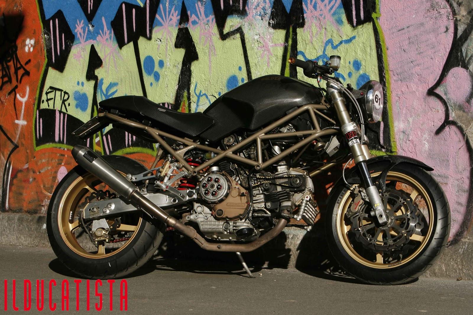 Il Ducatista Desmo Magazine Da Carbon Goldie A Goldie Ii Evo