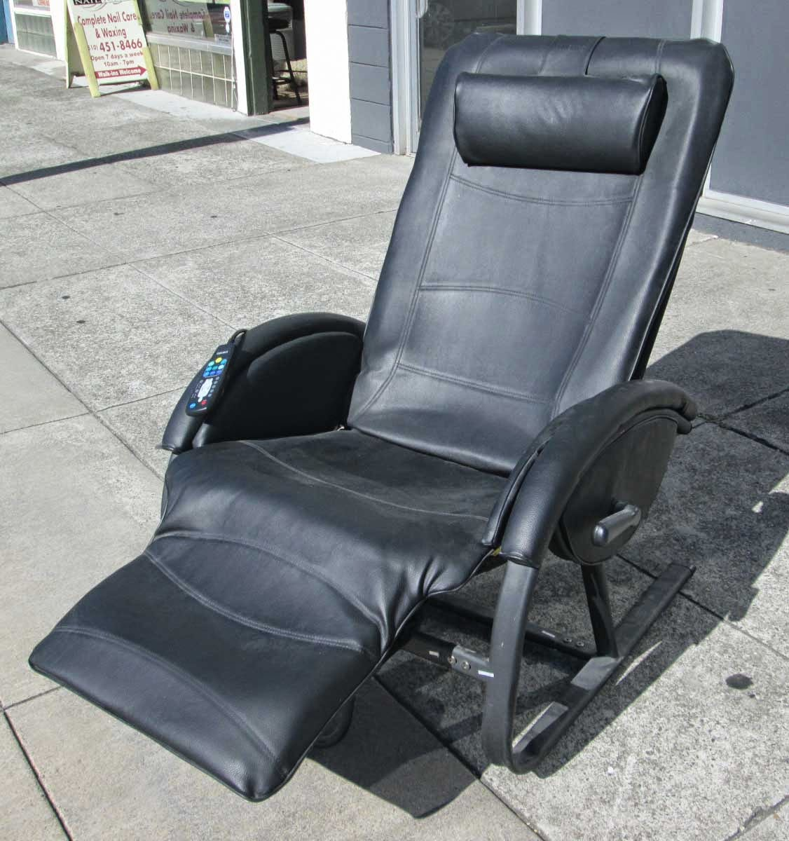Homedics Elounger Massage Chair The Silver Movie 2015 Uhuru Furniture And Collectibles Sold Antigravity