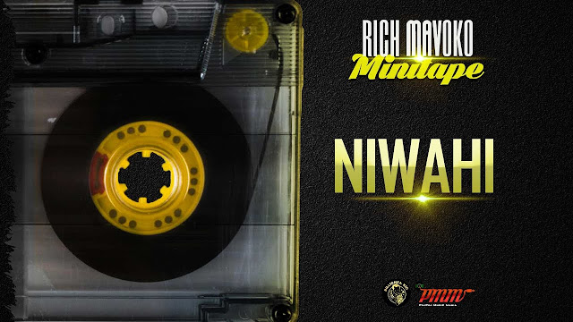 """Rich Mavoko """"Niwahi"""""""