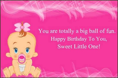 Birthday for Little Girl Quotes