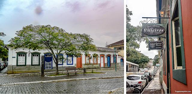 Restaurante Vileiros, São João del Rei