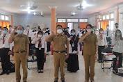 Pembukaan Pelatihan Dasar CPNS Gelombang II Angkatan XXXVI di Lingkungan Pemerintah Kabupaten Sanggau Tahun 2021