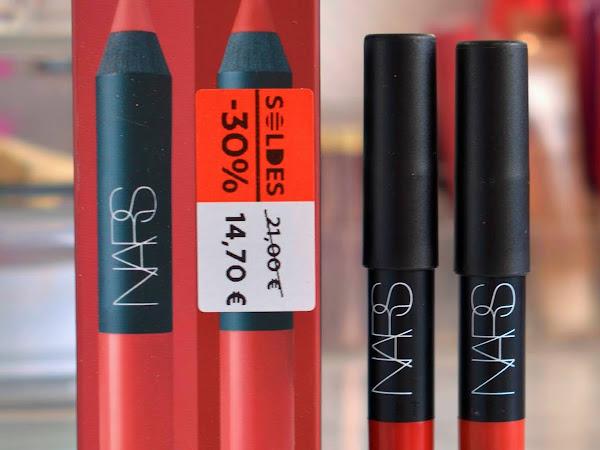 Crayon à Lèvres Velours Mat de NARS