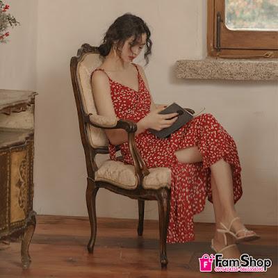 shop ban vay maxi gia re tai Thanh Nhan