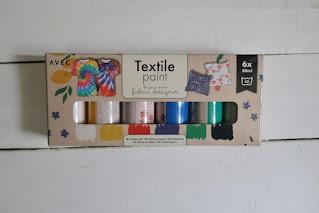 zakupy z action farby do tkanin