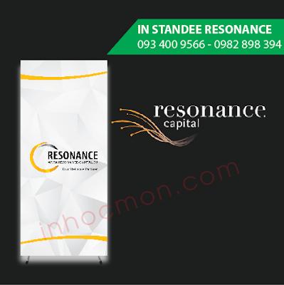 in standee resonance capital
