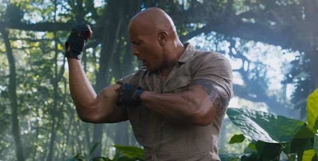 Jumanji Leap Out New Trailer,What A Old School Video Game