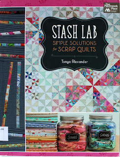 Stash Lab quilt book