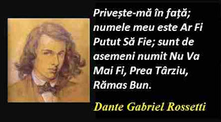 Maxima zilei: 12 mai - Dante Gabriel Rossetti