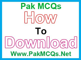 how to download mcqs, notes, pdf mcqs, books,