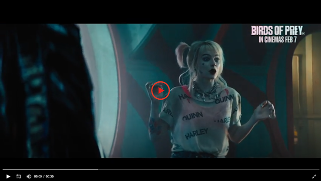 Birds Of Prey And The Fantabulous Emancipation Of One Harley Quinn 2020 Stream 4k Hd Movie