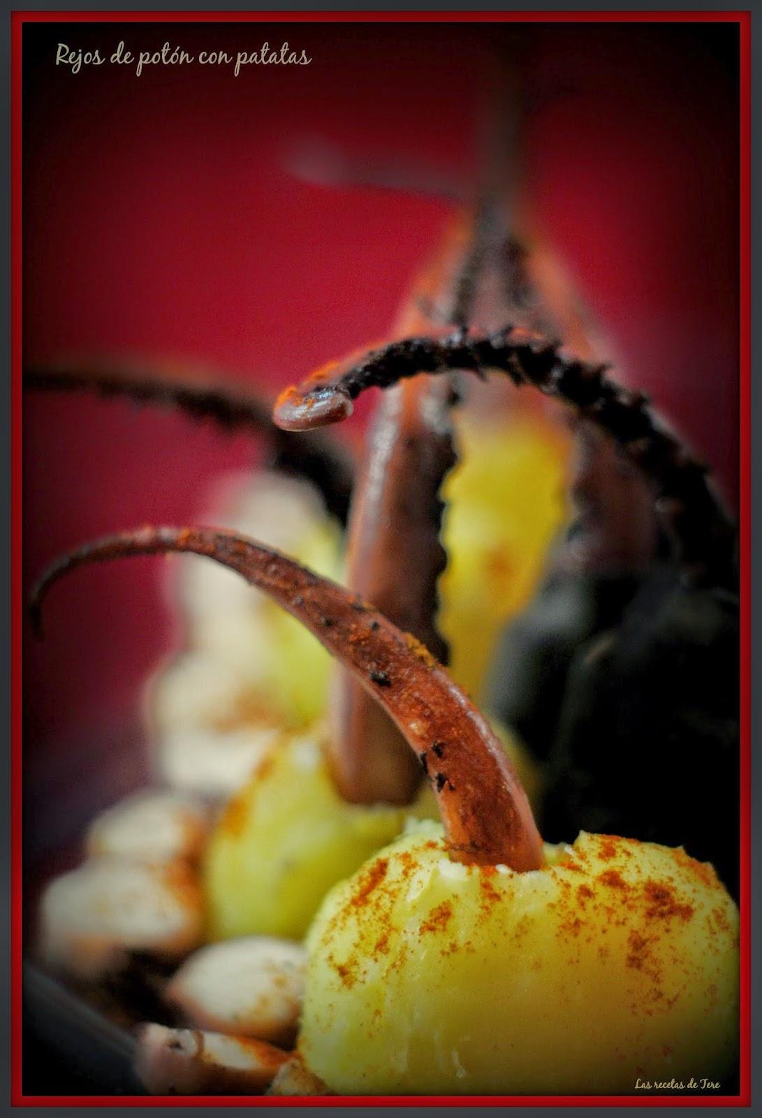 rejos de potón con patatas tererecetas 02