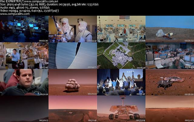 Explorando Marte DVDRip Español Latino Descargar 1 Link