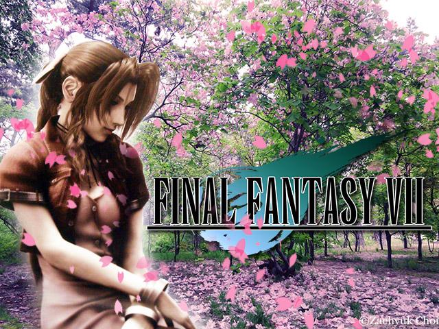 Aerith's Theme Final Fantasy Spring Background South Korea