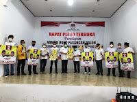 KPU Lamsel Tetapkan TEC-Antoni Imam Pada No Urut 2