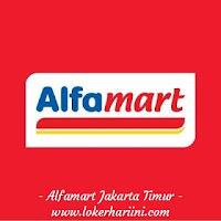 Loker Alfamart Jakarta Timur 2021