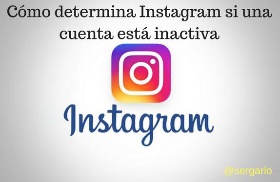 Redes Sociales, Instagram, Social Media, Inactiva,