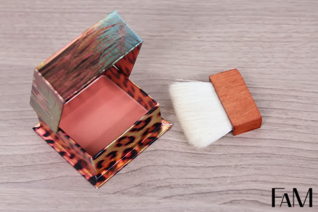 Benefit Coralista Blush Review