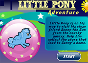 juegos little pony adventure cde