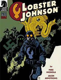 Lobster Johnson: The Iron Prometheus