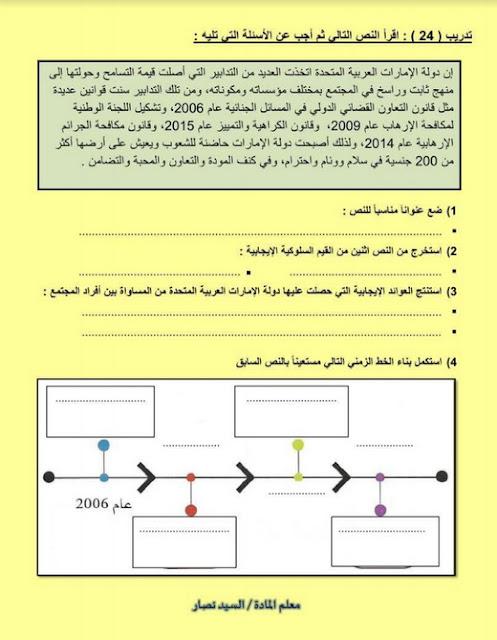 مراجعة نهائية في الدراسات الاجتماعية للصف العاشر