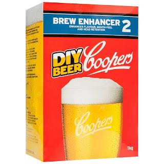 coopers diy beer enhancer