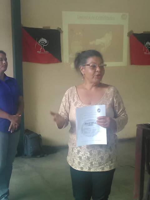 Nuevos cuadros se forman en el Municipio Simón Planas con el apoyo del alcalde obrero Jean Ortiz