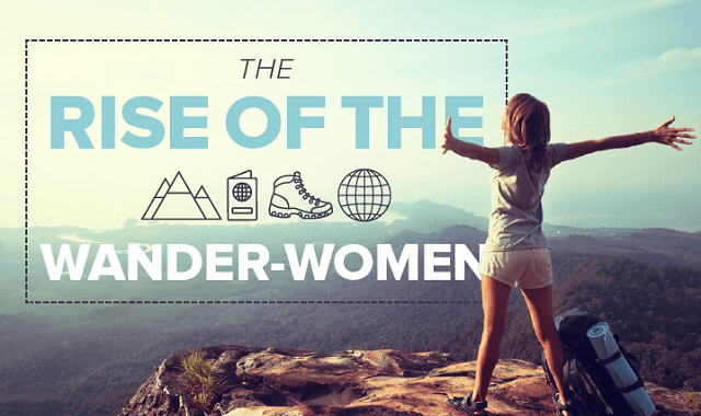 The Rise of the Wander Women