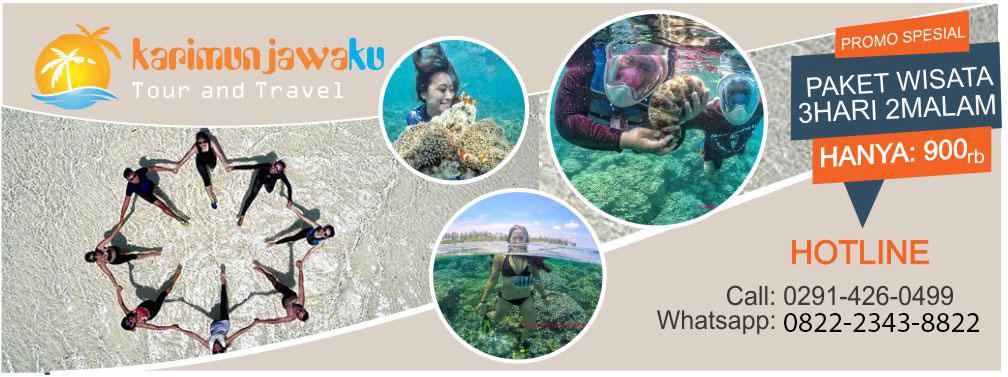 Karimunjawa Ku Tour - Paket Liburan Karimun Jawa Murah