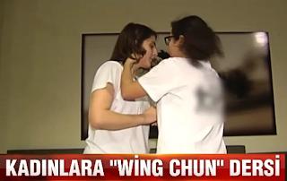 Wing Chun ile savunabilecek