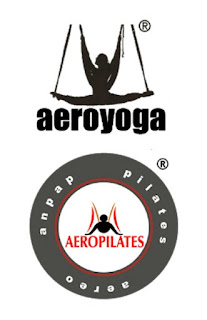aeroyoga aeropilates logo
